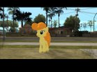 Carrot Top (My Little Pony) для GTA San Andreas вид слева