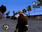 Old Man Logan for GTA San Andreas top view