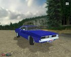 Dodge Charger R/T 1969 for Mafia: The City of Lost Heaven left view