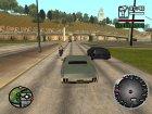 Новый cпидометр для GTA San Andreas вид слева