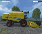 New Holland TC590 для Farming Simulator 2015 вид сверху