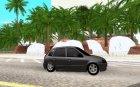 ВАЗ 1119 для GTA San Andreas вид изнутри