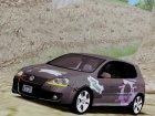 Volkswagen Golf Mk5 GTI для GTA San Andreas вид сбоку