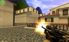 Black Awp With Flames for Counter-Strike 1.6 left view