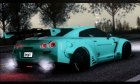 Nissan GT-R R35 Liberty Walk LB Performance v2 для GTA San Andreas вид сверху