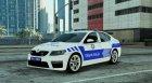 Škoda Octavia 2016 Yeni Türk Trafik Polisi