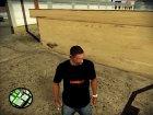 Футболка Dimmka223 for GTA San Andreas side view