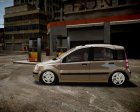2004 Fiat Panda for GTA 4 rear-left view