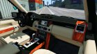 Range Rover Supercharged for GTA 5 inside view