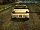 Mitsubishi Lancer GSR Evolution VIII 2003 for GTA San Andreas rear-left view