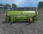 Claas Conspeed для Farming Simulator 2015 вид сверху