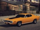 1972 Plymouth GTX for GTA San Andreas left view