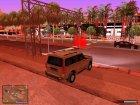 Mahindra Scorpio для GTA San Andreas вид сбоку
