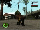 Gold Guns Pack для GTA San Andreas