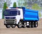 Volvo FM 13 10x4 Dumper for GTA San Andreas
