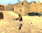 AL-Qaida Guierilla W/ Tattoo for Counter-Strike Source inside view