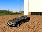 Mercedes-Benz W126 560 SEL 1990 v1.2