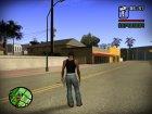 Джинсы для CJ v2 for GTA San Andreas left view
