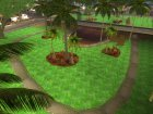 Новый Глен Парк для GTA San Andreas вид слева