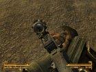 HK G36C - Ретекстур для Fallout New Vegas вид сзади слева