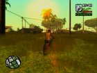 PS2 Atmosphere Mod для GTA San Andreas вид справа