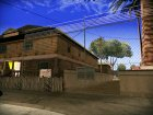 Безопасный Гроув Стрит HQ для GTA San Andreas вид изнутри