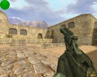 R8H Revolver v1.3 for Counter-Strike 1.6 rear-left view