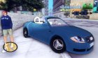 Audi TT Roadster for GTA 3 top view
