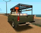 Chevrolet Silverado Military Utility Truck 1990 for GTA San Andreas side view