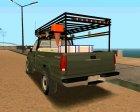 Chevrolet Silverado Military Utility Truck 1990 для GTA San Andreas вид сбоку