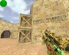 AWP Эльфийский рейнджер for Counter-Strike 1.6 side view