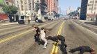 Unarmed Police v1.0 для GTA 5 вид изнутри