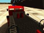 КамАЗ АЛ-30 для GTA San Andreas вид изнутри