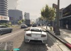 Nitro Mod for GTA 5 back view