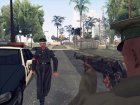 MP40 из Medal of Honor Airborne для GTA San Andreas вид сверху
