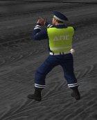 Инспектор ДПС в форме старого образца for GTA San Andreas