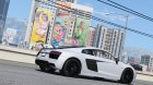 2017 Audi R8 1.0 for GTA 5 top view