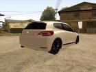 Volkswagen Scirocco for GTA San Andreas side view