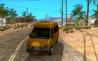 Gazelle 2705 taxi