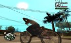 Aqua Bike from Bully для GTA San Andreas вид изнутри