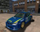 Subaru Impreza WRX STI spec C Rally Team