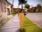 Angelica Black in the buff for GTA San Andreas inside view