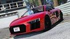 2017 Audi R8 1.0 для GTA 5