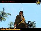 "Бита ""Жёлтого пса"" для GTA San Andreas вид слева"