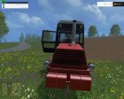 ВТ-150 для Farming Simulator 2015 вид слева