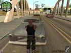Hud CS 1.6 для GTA San Andreas вид слева