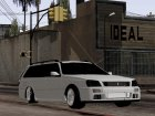 Nissan Stagea WC34 for GTA San Andreas inside view