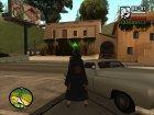 Обито Учиха HD (Акацуки) для GTA San Andreas вид слева