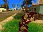 Железный человек mark 42 Marvel heroes 2016 for GTA San Andreas rear-left view