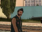 Biker from GTA Online для GTA San Andreas вид сверху